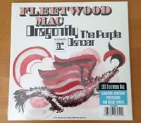 "Fleetwood Mac - Dragonfly The Purple Dancer - 7"" - Blue Vinyl - [RSD 2014 Ltd. Ed.] *"
